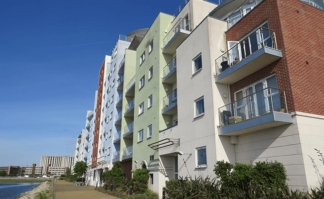 Apartments in Poole